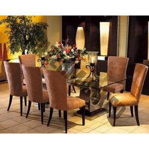 Curve Back Dining Chair