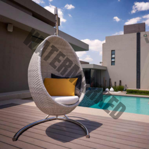 Pangolin Hanging Chair 2 Seater Boulevard Decor