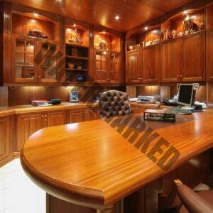 Christopher Custom Office and Study Desk