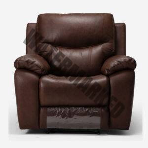 Christopher Cinema Recliner Set – Cinnamon