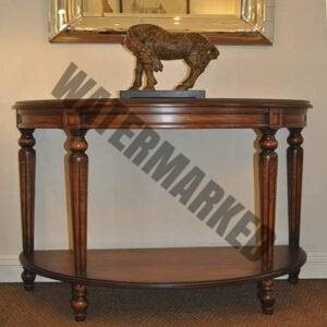 Grace Console with Shelf