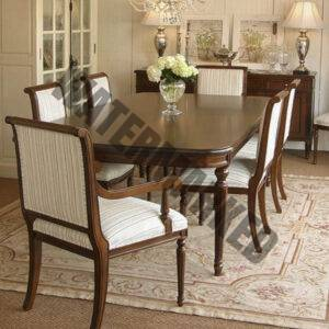 Grace Rectangle Dining Room Table