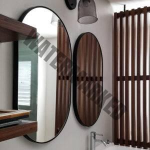 large capsule mirror