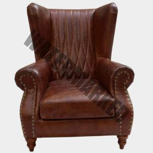 Harpoon Wingback Armchair