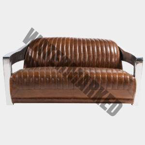 Hudson 2 Seater Sofa Open Arm