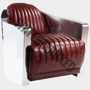 Hudson Armchair Closed Arm