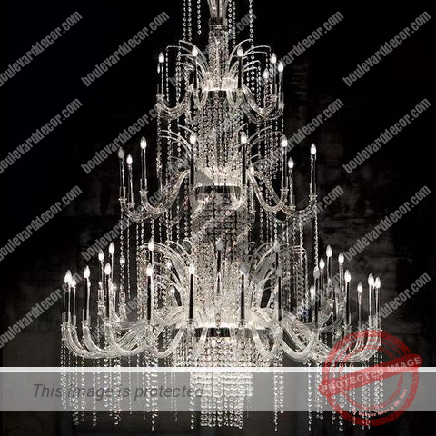 Different types of Chandelier Crystals