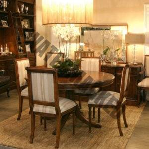 Kristine Round Dining Room Table