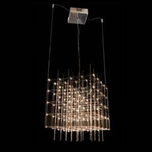 LED Starlight Cube Pendant