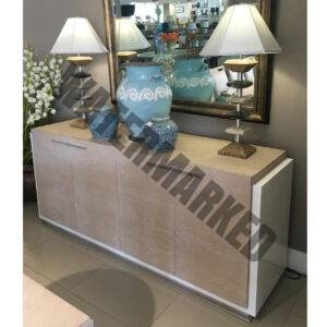 Manor White Sideboard