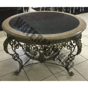 Marble Top Entrance Table