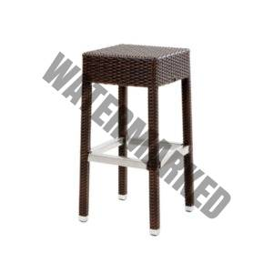 Piazza Bar Stool Without Back