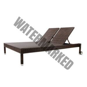 Piazza Double Sun Lounger