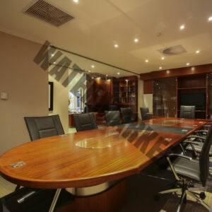 Portland Custom Boardroom