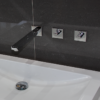 Brassware In The Bathroom