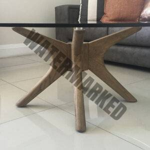 Spindle Round Coffee Table