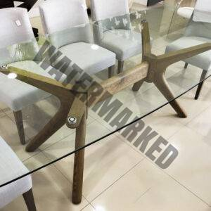 Spindle Dining Table