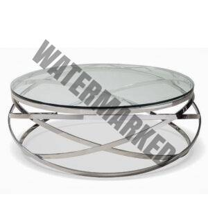 Round World Coffee Table