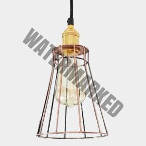 Lanyard Pendant Light
