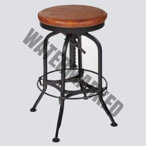 Toledo Barstool Leather