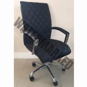 Visitors Chair Diamond Black